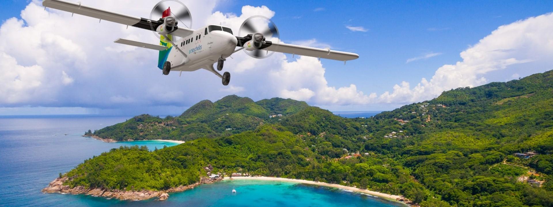 Air Seychelles Rundflüge ins Nirgendwo um Mahé